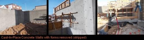 CIP Walls