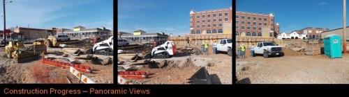 Construction Panorama