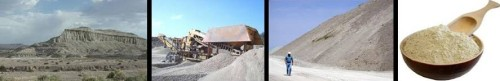 bentonite mining