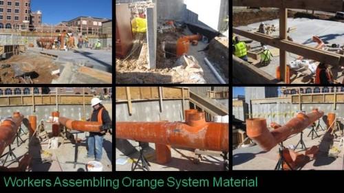Orange Delivery System