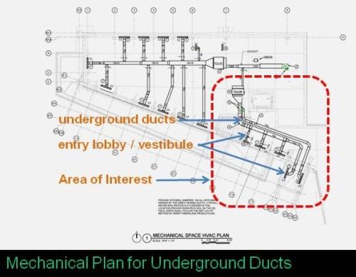 Underground Ductwork