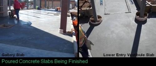 Slab Finishing