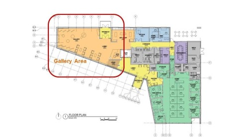 Floor Plan Highlighting Gallery
