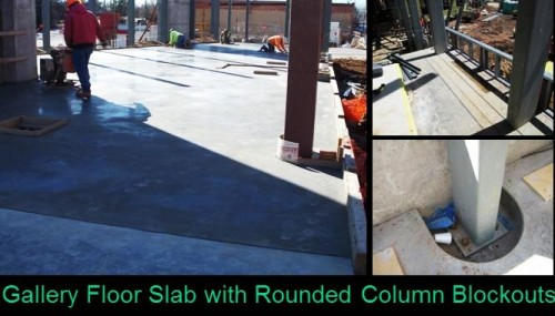 Gallery Slab Finishing