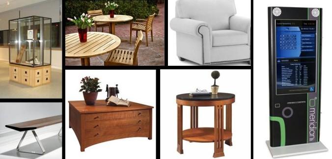 open furniture