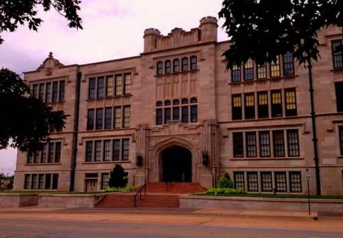 Oklahoma High School