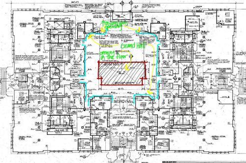 Floor Plan-Sketch